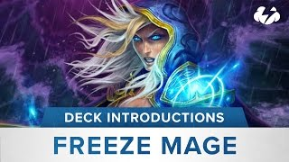 Hearthstone Deck Introductions: Freeze Mage (Powered By G2A)