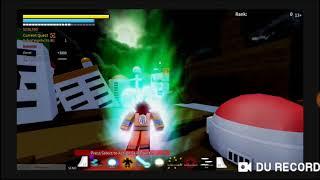Roblox dragon Ball z final stand level 406