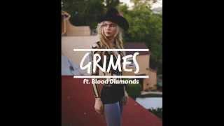 Grimes - Go ft. Blood Diamonds (Official Audio)