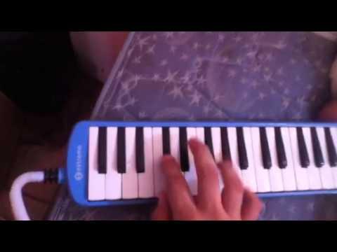 La cuichi en melódica (teclado)
