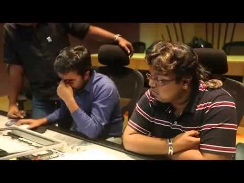 kandaangi song making candid2 jilla