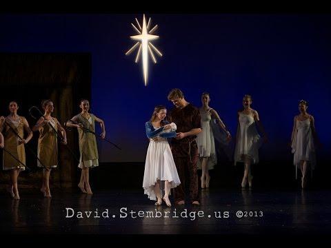 Steps of Faith 2013 Nativity Ballet - Christmastime