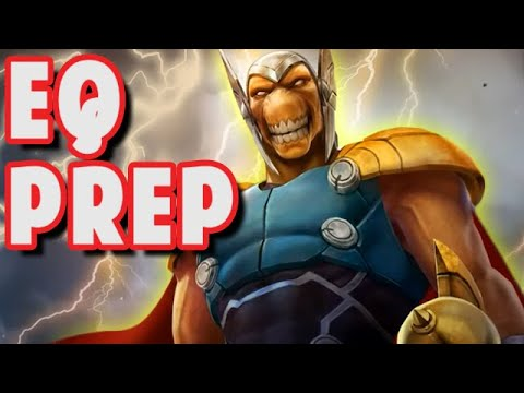 BETA RAY BILL EPIC QUEST REQUIREMENTS! Marvel Future Fight