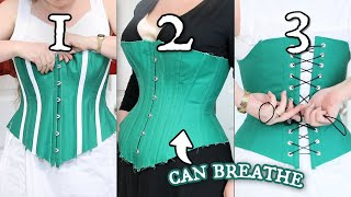 3 Ways To Make A Corset
