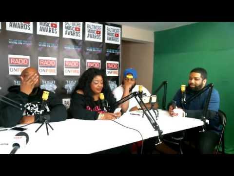 Debate: Top 10 Baltimore Female Rappers (Real Spit Radio)