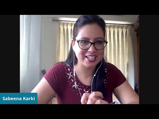 Pioneering in Podcasting - Sabeena Karki – Nepal