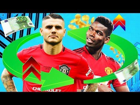 RENOVANDO o Manchester United! 🔁 | FIFA 19