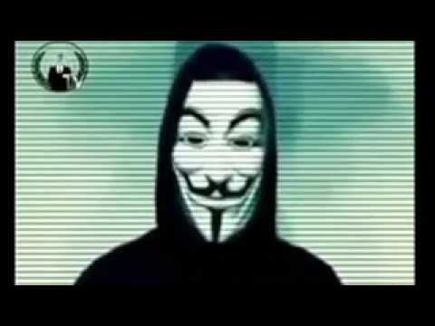 Message to the DRC population from Anonymous