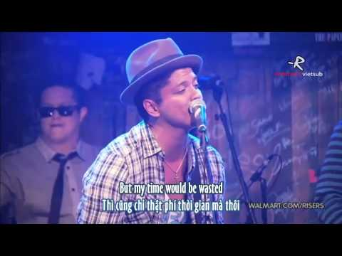 [Vietsub] Bruno Mars - Nothing On You (Live)
