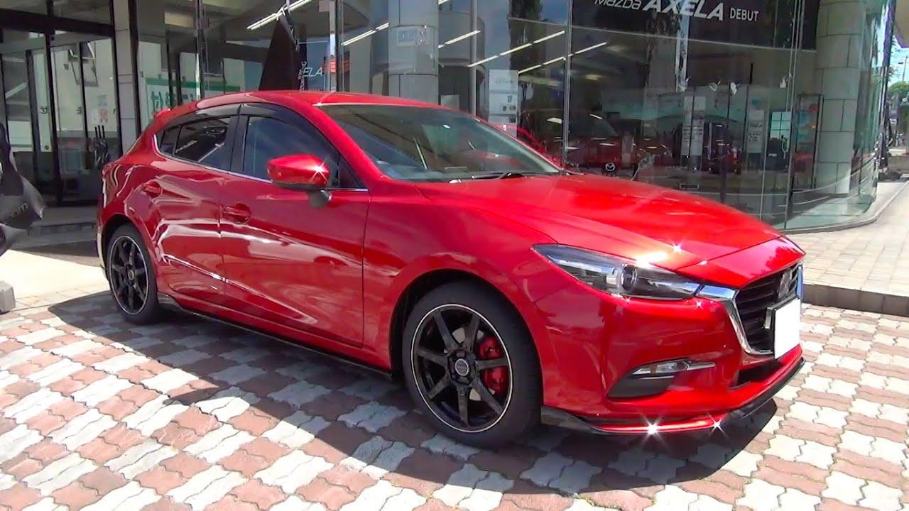 2016 new mazda axela sport 15xd proactive mazdaspeed 2wd for Mazdaspeed 6 exterior mods
