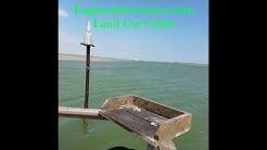 Land Cut floating cabin rental