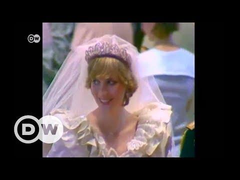 Diana'sız 20 Yıl: Ölümü Dünyayı Sarsan Prenses - DW Türkçe