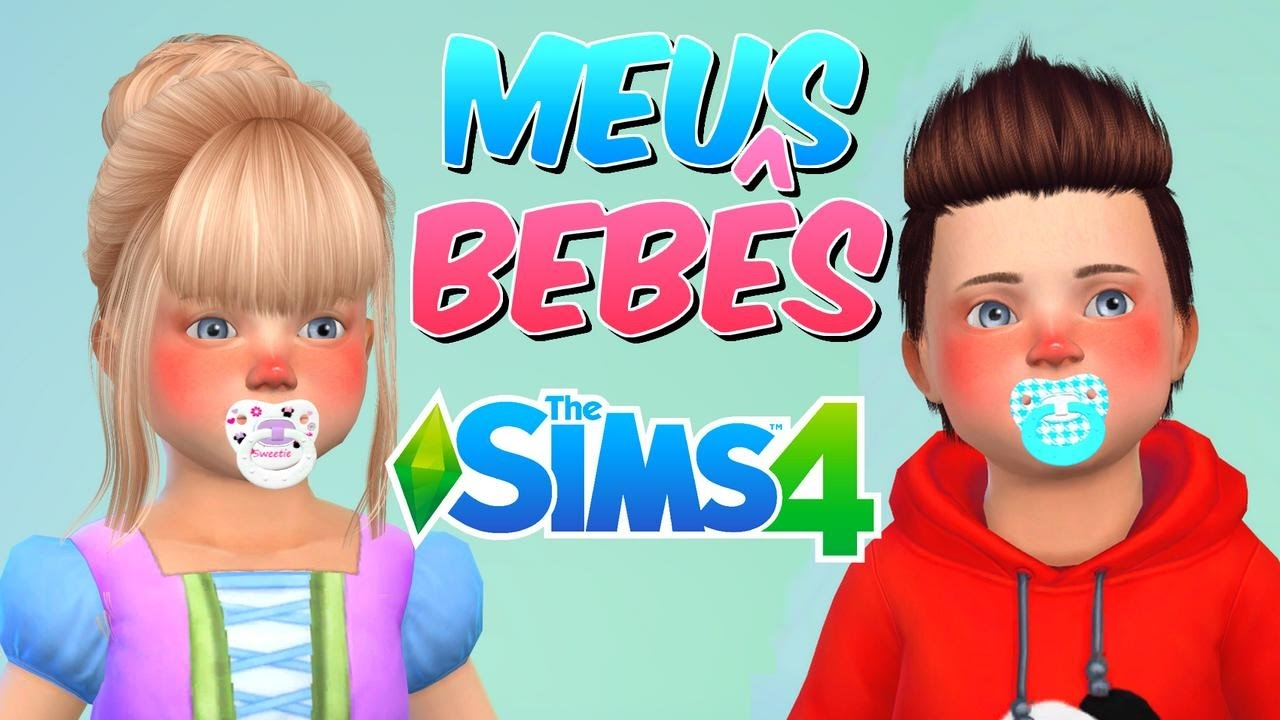 Gameplay beb s the sims 4 youtube for Mobilia para sims 4