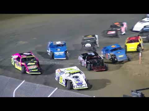 USRA B Modifieds Lake Ozark Speedway, Missouri Dirt Track Racing 9-14-19