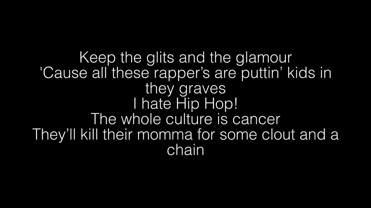 Download Tom Macdonald- I Hate Hip Hop Lyrics