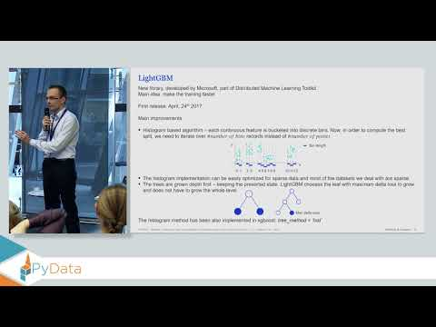 Can one do better than XGBoost? - Mateusz Susik