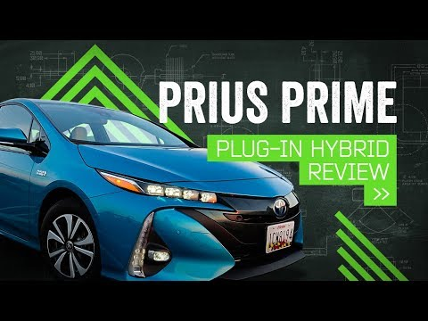 Toyota Prius Prime Review: Better Hybrid Than Plug-In