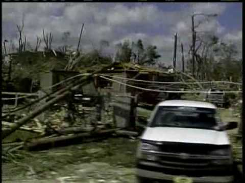 FEMA Assesses Yazoo Tornado Damage