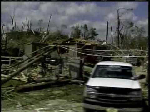 FEMA Assesses Yazoo Tornado Damage