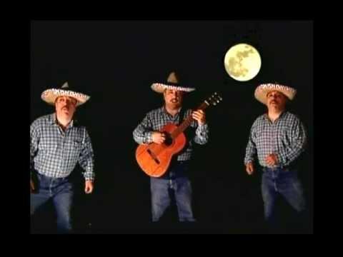 Arizona Moon Keep Shining - Blue Shadows on the Trail