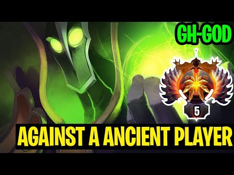 Ancient Player Against Top 5 World - Gh-God Rubick - Dota 2 thumbnail