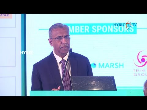 Insurance Brokers Association of India 14th Brokers Summit 2018 || TS Vijayan