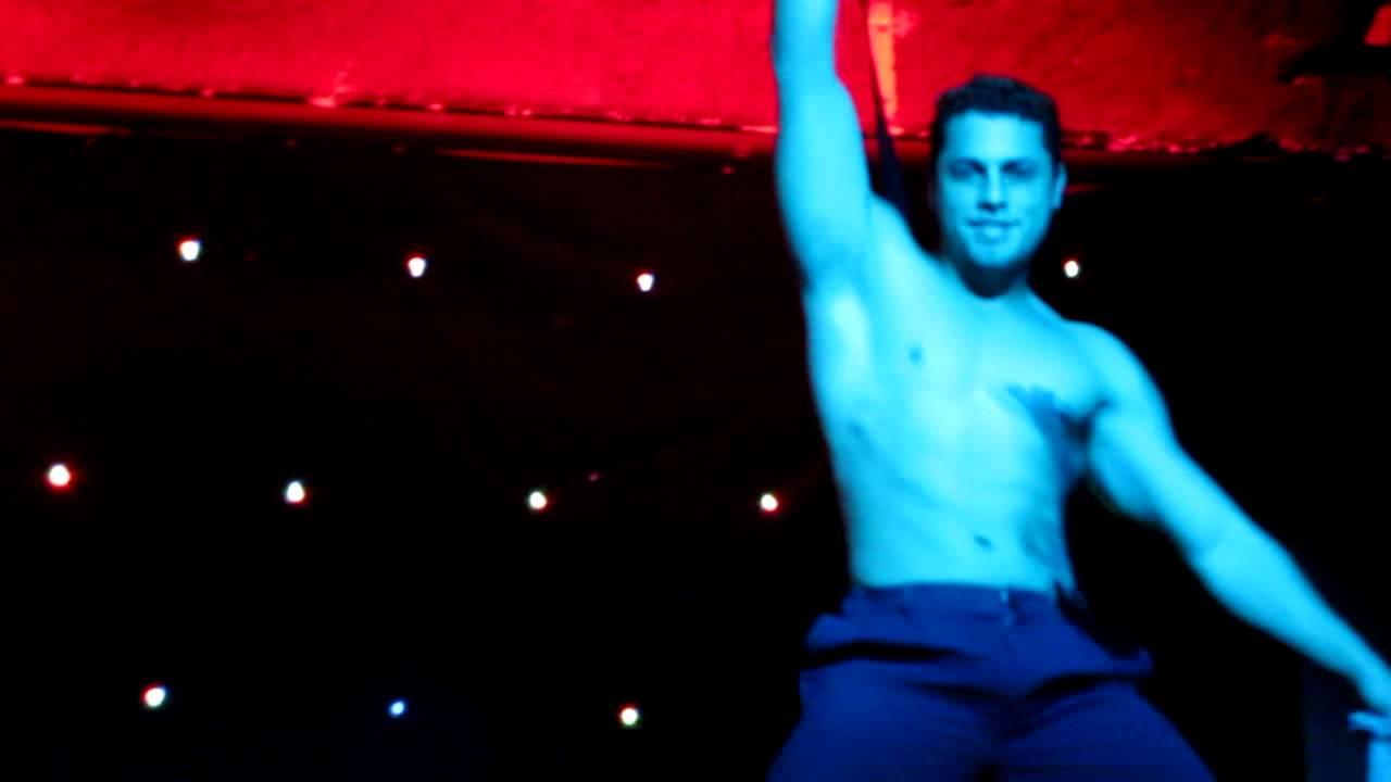 Maycon Colombo Gogo Dancer - Bar Queen - 11/01/2013 (HD