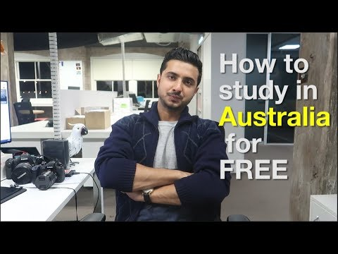 How To Get Scholarship In Australia | Complete Process | AchaParhlo - Episode 1