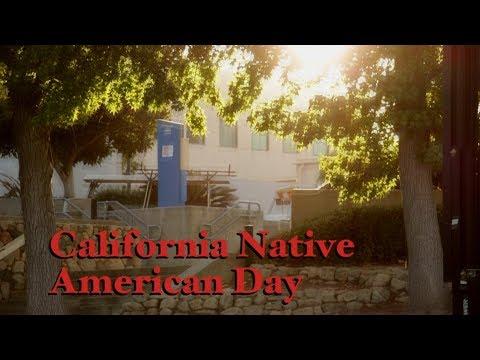 California Native American Day 2016