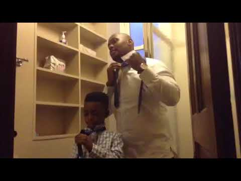 How to tie a tie kid edition youtube how to tie a tie kid edition ccuart Image collections