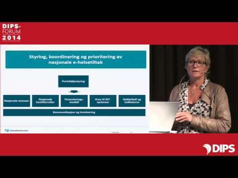 Styring, koordinering og prioritering av nasjonale e-helsetiltak - Kristin Bang, NUIT