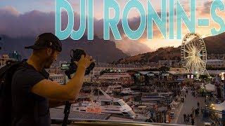 B-Roll on The DJI Ronin-S Gimbal