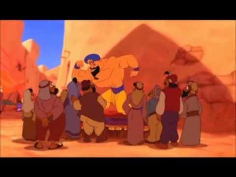 Aladdin - Canzone 1