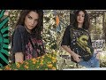 Kendall & Kylie Jenner UNDER FIRE For Vintage Tee Collection