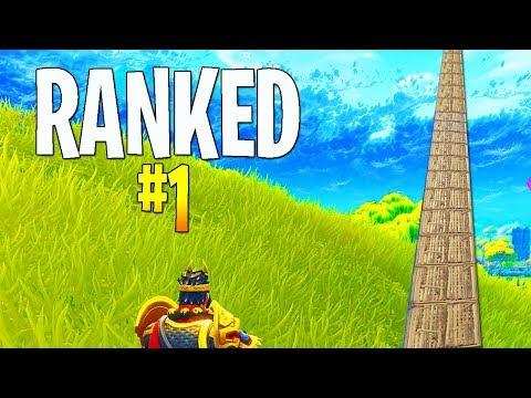 #1 Ranked SKY BRIDGE CHALLENGE CHAMP!  | 5,500+ Kills | 300+ Wins | Fortnite Battle Royale