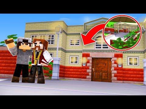Minecraft: ADR #13 - VOU MORAR COM O KAZZIO!
