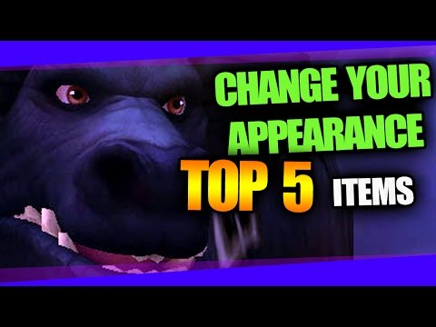Change Looks - Top 5 Items
