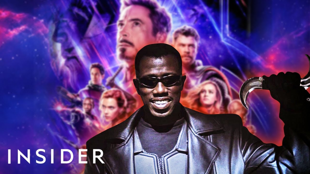 How 'Blade' Saved Marvel — And Paved The Way For The MCU