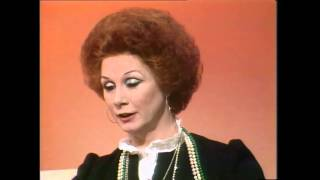 April Ashley interview - Good Afternoon - Thames Television