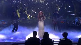 Jaco caraco Solo -  Miley Cyrus - American Idol, HD, 3 24 2010