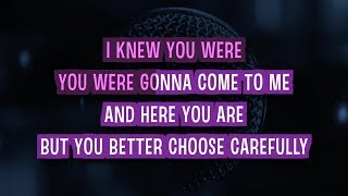 Dark Horse Karaoke Version by Katy Perry feat. Juicy J (Video with Lyrics)