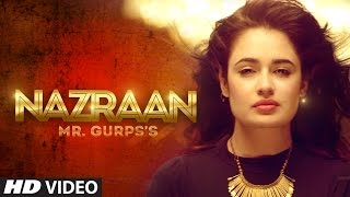 Download Hindi Video Songs - Nazraan | Mr Gurps | Yuvika Chaudhary | V Grooves | Latest Punjabi Songs 2016 | T-Series
