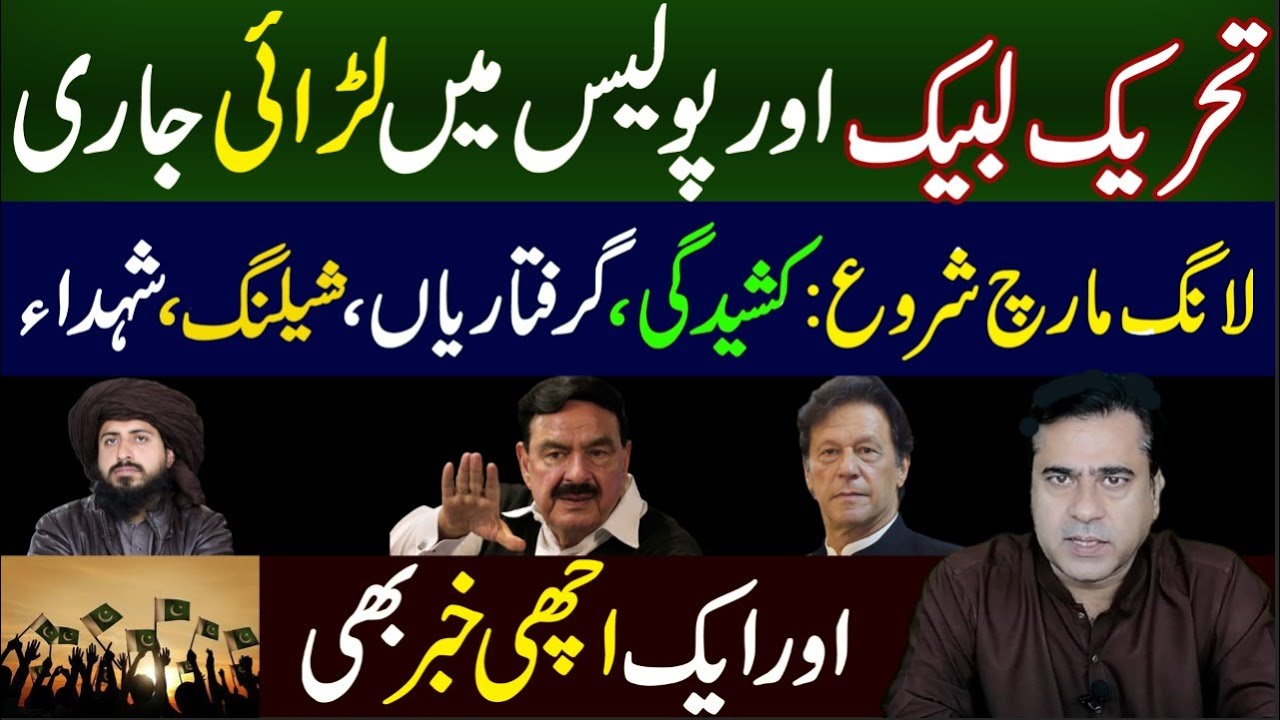 Latest Update on TLP Long March | Imran Khan Exclusive Analysis