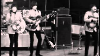 The Beatles - I Feel Fine -  Live in Europe 1965