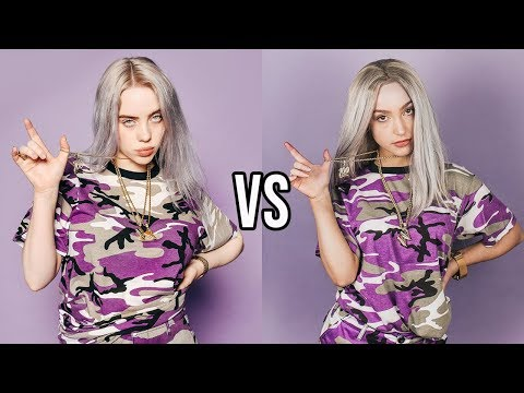 Dressing Like Billie Eilish for a Week...