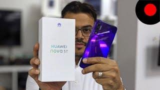 هاتف متوسط بأربعة كاميرات خلفية ! هواوي نوفا Huawei Nova 5T