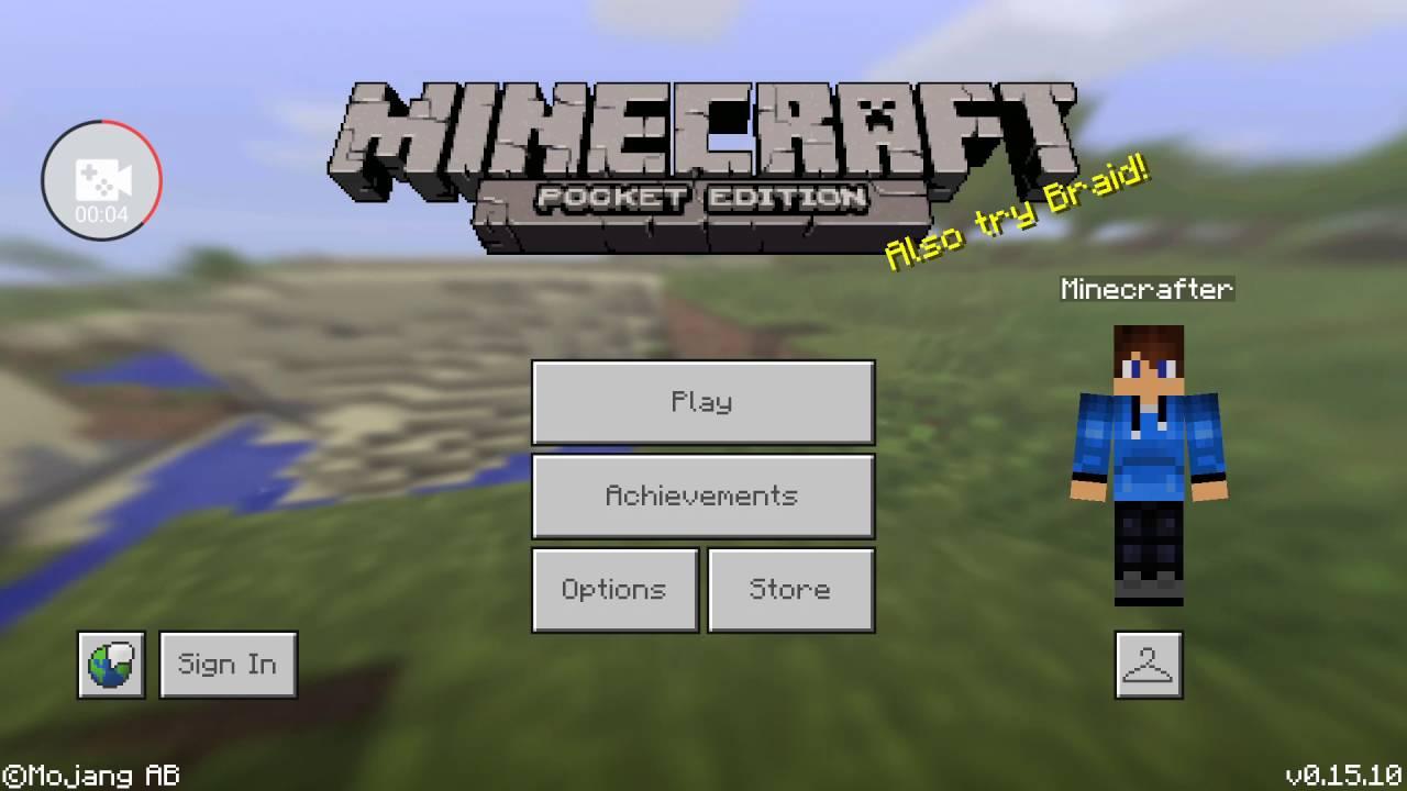 minecraft pe 0 15 10 apk