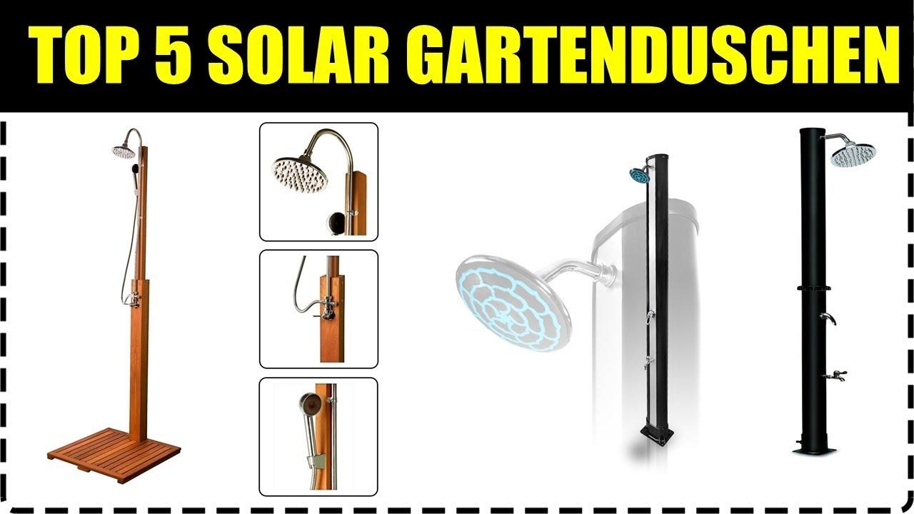 Top 5 Garten Solarduschen Solar Außendusche Kaufen Camping