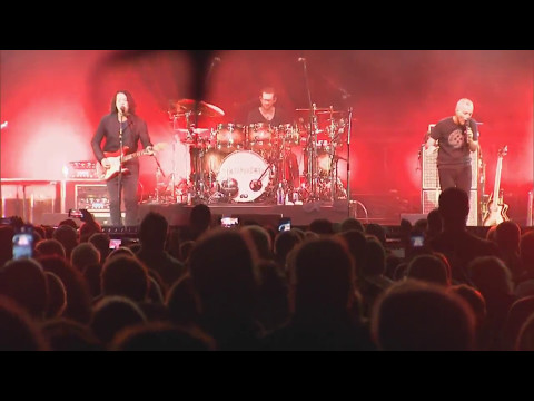 Tears for Fears performing at Xcel Energy Center May 11, 2017