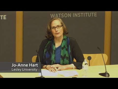 Good Atoms or Bad Atoms? Iran and the Nuclear Issue: Q&A with Jo-Anne Hart